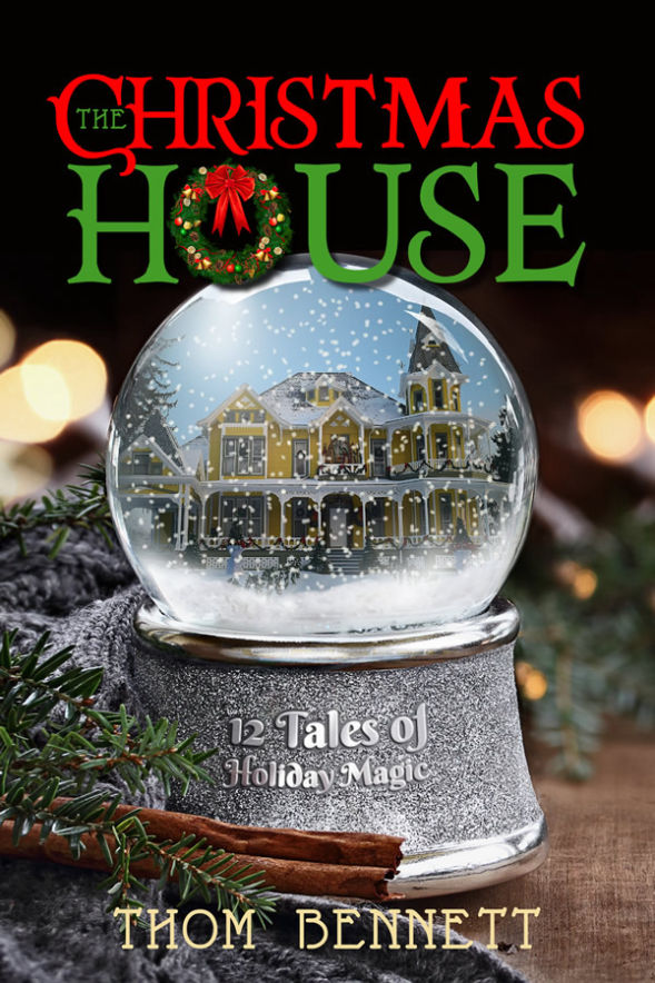 The Christmas House - 12 Tales of Holiday Magic