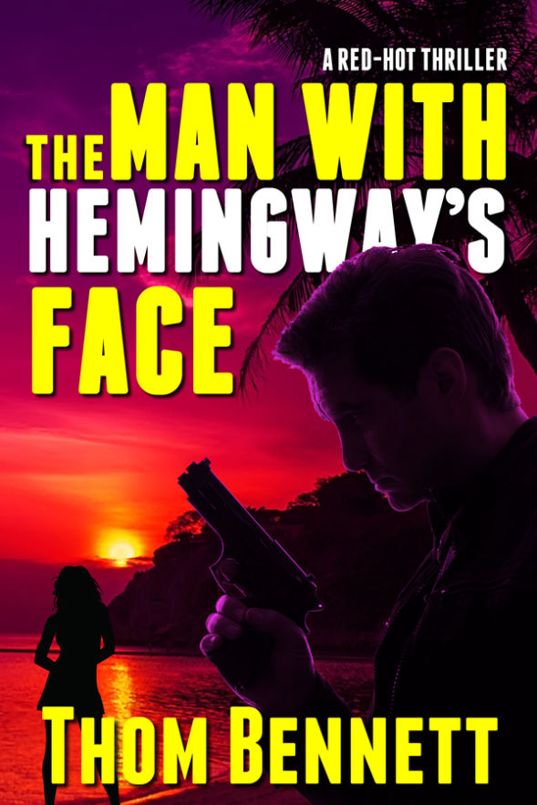 The Man With Hemingway's Face